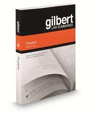 Kriers gilbert law summary on property 18th fandeluxe Gallery