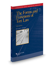 Abrahams the forms and functions of tort law 5th concepts and abrahams the forms and functions of tort law 5th concepts and insights series fandeluxe Gallery