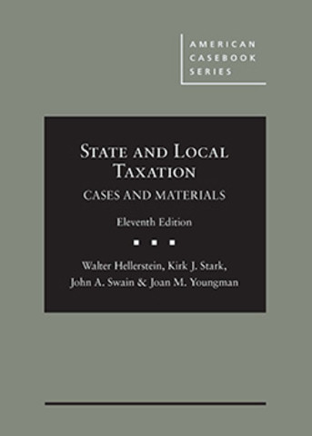 Hellerstein State and Local Taxation