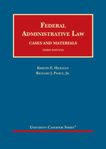 Hickman Federal Administrative Law