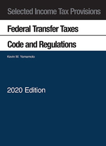 Yamamoto Federal Transfer Taxes