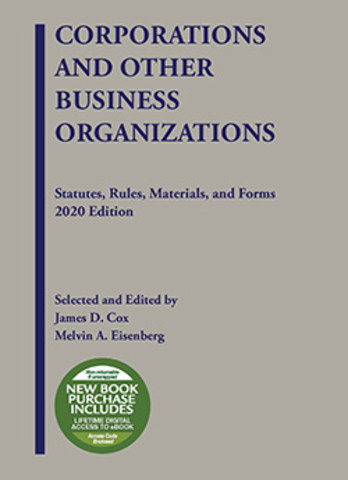 Cox Corporations and Other Business Organizations