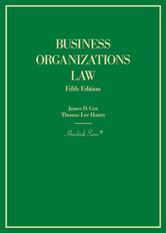 Cox Business organizations law