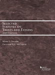 Ascher Selected statutes trusts and estates