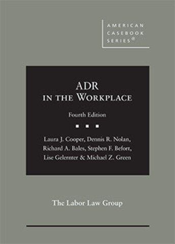 Cooper ADR in the workplace