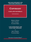Gorman Copyright Cases and Materials