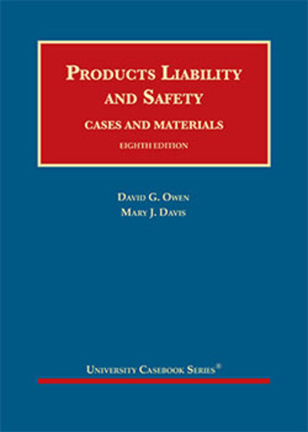 Owen Products liability