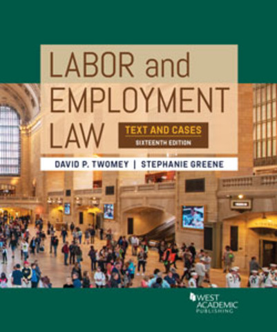 Twomey labor and employment law