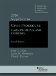 Cross Civil Procedure: Cases, Problems and Exercises