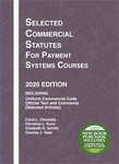 Chomsky Selected Commercial Statutes Payment Systems Courses