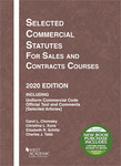 Chomsky Selected Commercial Statutes sales and contracts